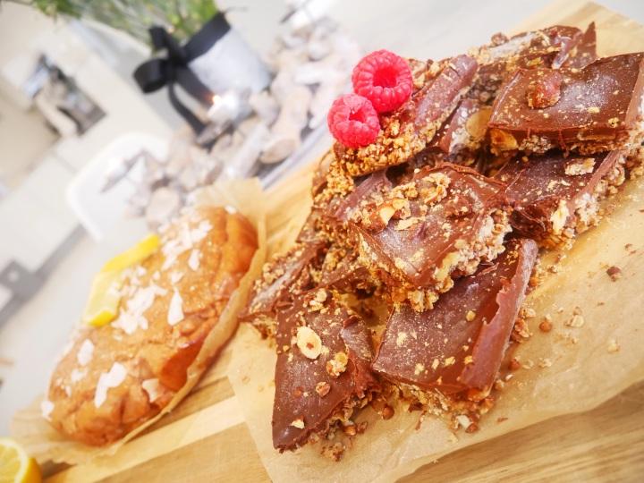 Cacao Peanut Slices (Vegan, Plant Based, GlutenFree)